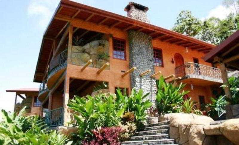 The Peace Lodge At La Paz Waterfall Gardens